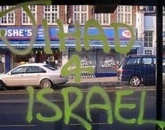 Anti-Semitism in the UK is on the rise again, especially around the time of the Toulouse massacre