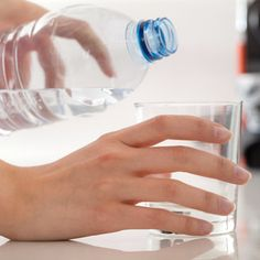 Newsflash: Intense thirst isn't the only sign that you should drink more water. In fact, by the time you're thirsty, you may have already...