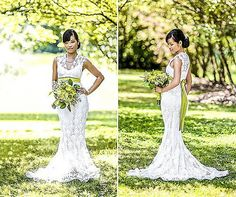 This Gorgeous Crochet Wedding Dress Only Cost $30