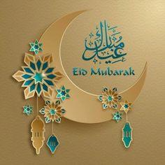 Wish Everyone Eid Mubarak on the occasion of Eid al-Fitr. Share greetings of Eid Mubarak today. Checkout these latest Eid MUbarak Wishes & Images. Eid Adha Mubarak, Eid Al Fitr, Carte Eid Mubarak, Eid Mubarak Wishes Images, Eid Mubarak Quotes, Eid Mubarak Card, Eid Mubarak Greeting Cards, Eid Mubarak Greetings, Happy Eid Mubarak Wishes