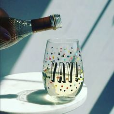 Happy Monday! Keeping up the momentum from #nationalproseccoday 🍾let's hope it helps us through the week! Love this @slantcollections glass coming to the shop in September 😍    #poshandpop #poshandpoplife  #celebratelife #happydays #justsmile #yay #happymonday #mondayvibes #proseccoparty #prosecco #champagnepop #champagnecampaign #dots #celebratetogether #workweek #letsparty #jointheparty #popwithstyle #showyourpop    #Regram via @poshandpopshop