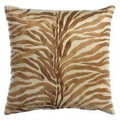 """Imari Pillow 18"""" from Z Gallerie"""