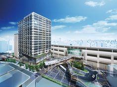 新築マンション|プラウドシティ蒲田 東京都大田区蒲田4 画像