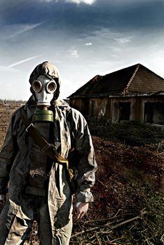 Resultado de imagen para mascaras radioactivas
