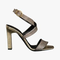 Sandales Serena glitter - Michel Vivien - Find this product on Bon Marché website - Le Bon Marché Rive Gauche