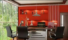 Best Paint For House Interior Part 2 - Cabin Interior Design Office