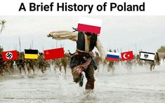 """An Eon's Worth Of History Memes - Funny memes that """"GET IT"""" and want you to too. Get the latest funniest memes and keep up what is going on in the meme-o-sphere. Funny Shit, Funny Jokes, Hilarious, Poland History, Polish Memes, History Jokes, Funny History, History Major, Fresh Memes"""