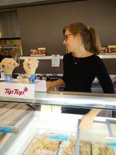 Faradas Ice cream parlour