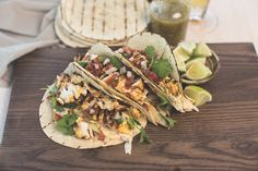 Halibut Fish Tacos with Chipotle Mayonnaise