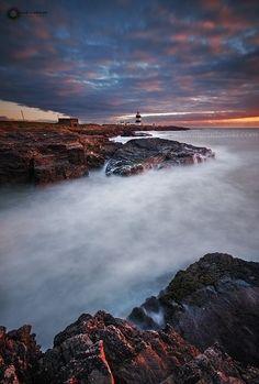 Hook Head Lighthouse, Co.Wexford, Ireland    <3