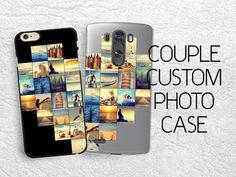 Couple case Custom Photo personalized phone case, custom image lover case
