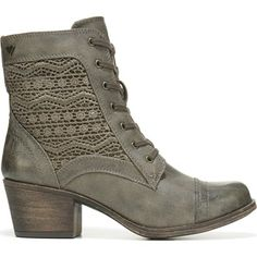 roxy Women's Indio Lace Up Boot at Famous Footwear