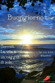Good Day, Good Morning, San, Valentino, Gifs, Dreams, Night, Italian Language, Languages