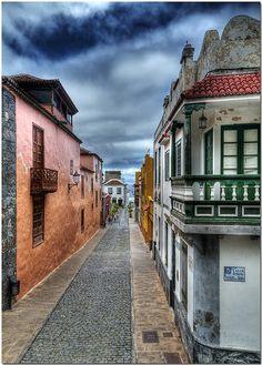 Las callecitas  y atmosferas unicas de Garachico, #Tenerife- Canary Island