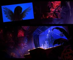 Art of Animation : A monster in paris