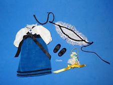 Vintage Tutti PARTY VELVET #8505 Eingeladen zum Geburtstag RARE BLUE VARIATION