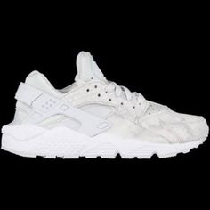 41c77a03987 Womens Nike Air Huarache Shoe Pure Platinum Size 7
