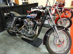 OldMotoDude: 1972 Harley-Davidson Sportster sold for $4,500 at ...