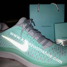 2fe5926a8802 Tiffany Blue Nikes (salekarenmillen) on Pinterest
