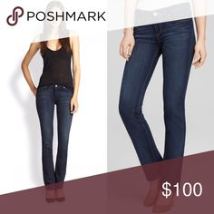 """Paige denim straight leg jeans Size 28 Beautiful Paige jeans that I originally purchased from Nordstroms. I have all """"Paige"""" tags attached but the one from Nordstroms Soft good quality jeans. I'm will to negotiate the price! I accept all reality reasonable offers. Paige Jeans Jeans Straight Leg"""