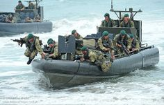 Royal Marines Storm the Beach During Amphibious Exercise - http://www.fitrippedandhealthy.com/royal-marines-storm-the-beach-during-amphibious-exercise-2/  #Supplements #Fitness #Weightlosstips #DietTips
