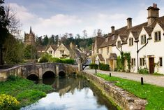 London's chicest inhabitants head to the Cotswolds in the summer and fall, only a short train ride away from the city. The countryside region has several small towns to explore, including celebrity favorite Chipping Norton and quaint Hook Norton. Your best bet is to rent a car so you can drive through the rolling green hills and visit the nearby Blenheim Palace and Gloucester Cathedral. Really, though, you should post up at a local pub, order a Sunday roast, and imbibe several pints of beers…