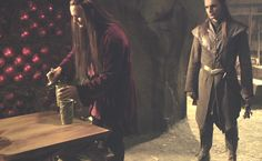 ♥GALION ♥ Thranduil's cute cellarer, butler, wine expert & Elros' drinking buddy! :-)) (Galion was portrayed by Craig Hall)
