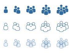 유레인(문서대행|PPT대행|제안서대행|보고서대행,인포그래픽스,인포그래픽스제작) :: [무료 ppt] 무료 ppt 아이콘 : 사람