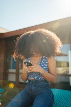 mrcheyl:  Mireya by @MrCheyl (Long Island, NY)  Mireya's Set    long afro hair. long natural hair. big hair. kinky hair. natural hair.