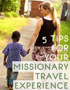 Setting out on a mission trip is a selfless act of which you should be proud, but it does mean that you will be faced with some big changes. In order to smoothly transition into your mission, it is vital that you take time to fully prepare for your trip.