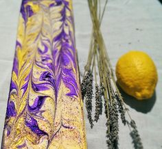 Lemon and Lavender Luxury Soap by Eco-Musings.