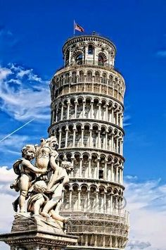 Pisa  . Via ' Italy Arts & Architecture' page on facebook
