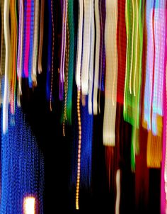 Slow Exposure Stripe by Paul Smith