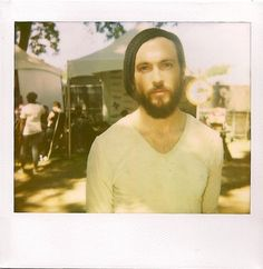 Alex Ebert // Edward Sharpe and the Magnetic Zeroes by Pooneh Ghana, via Flickr
