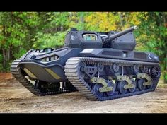 10 Newest Military Robots In The World