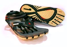 Sazzi Footwear,  being introduced in June