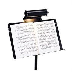 Manhasset Music Stand Lamp | 1551