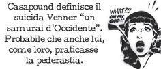 POSTilla 71: #Casapound e il suicida #Venner