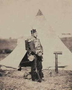 28th 'Slashers' Private, 1855 (c)