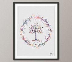 white tree of gondor quote - Google Search