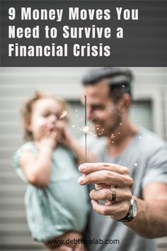 Dealing with a financial crisis can be overwhelming and stressful. Get out of panic mode and come up with an actionable and effective plan to make your money work for you during any financial crisis. Here's 9 money moves you can make today to minimize the impact of a financial crisis and get back on your feet. Click through to see the exact steps that will help you make ends meet during a financial crisis.#financialcrisis #lossofincome #budgeting, #savings #financialplanning