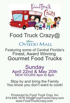 Food trucks...hmmm...