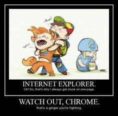 Dammit Chrome