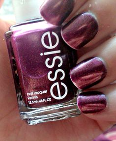 Essie: It's Genius. Just bought this and can't wait to use it!