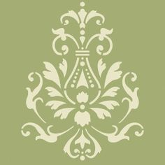 americana decor stencil | ... accent home decor stencil contains 1 8 x 10 stencil sheet actual