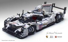 LEGO Technic - Porsche 919 - Le Mans 2015 v. | Hello everyon… | Flickr