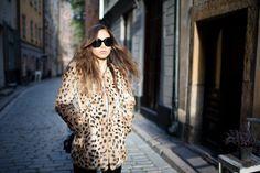 fashiontoast | NOWMANIFEST.com #leopard #coat