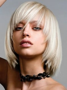Hot New Medium Layered Hair Styles | world of fashion