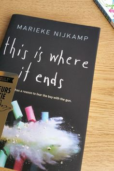 Gelezen: This Is Where It Ends - Marieke Nijkamp
