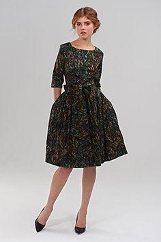 Пошив платьев в фасоне 20-80х Mrs.Pomeranz